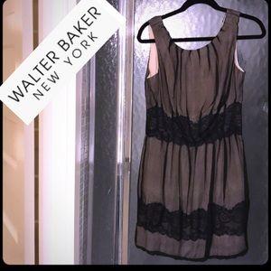WALTER BAKER 'silk' dress